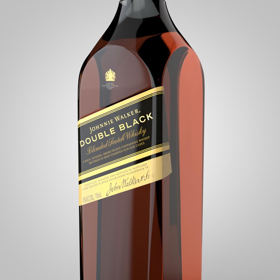 Paul Esteves - Johnnie Walker Double Black