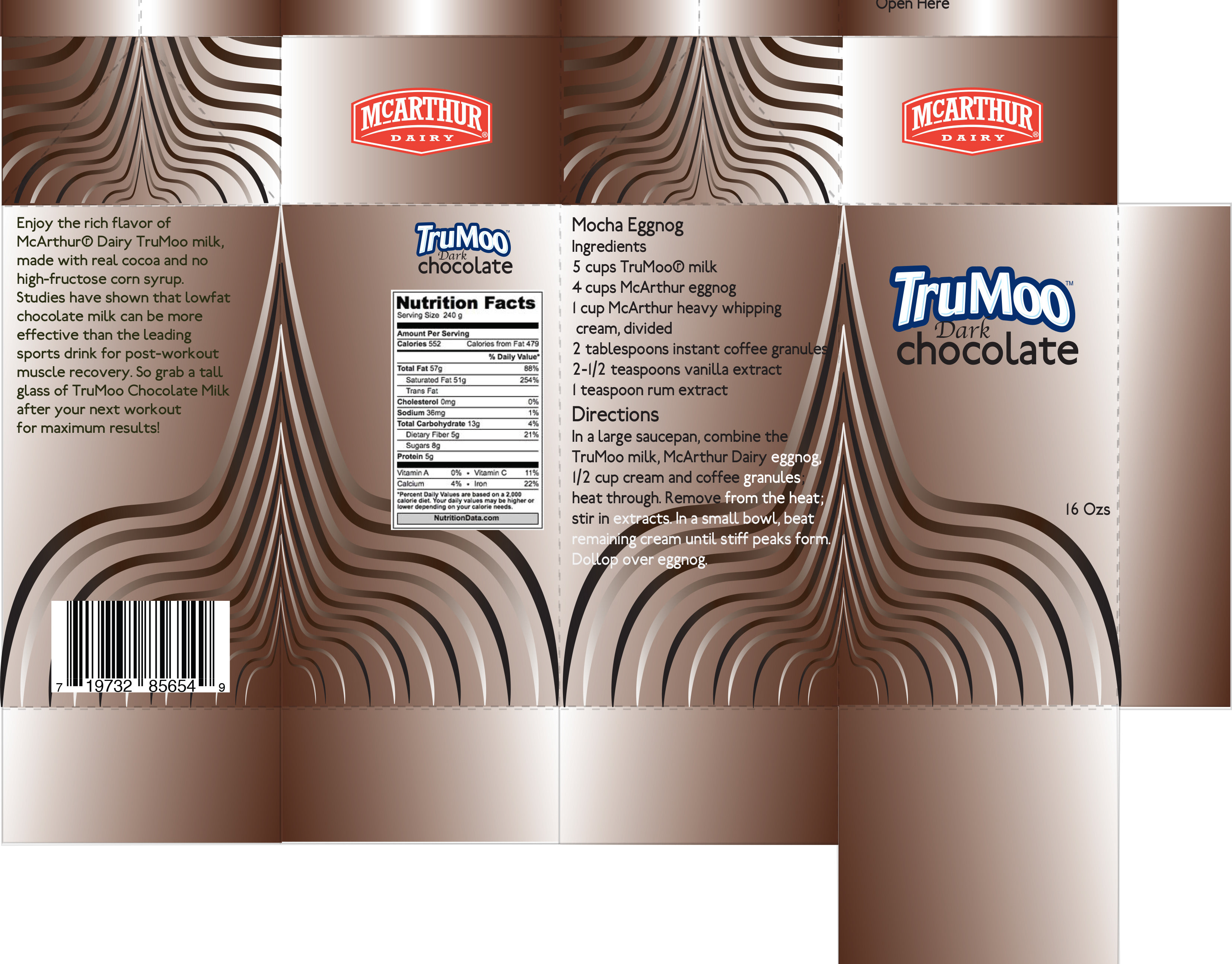 Theresa Trees - Package Design