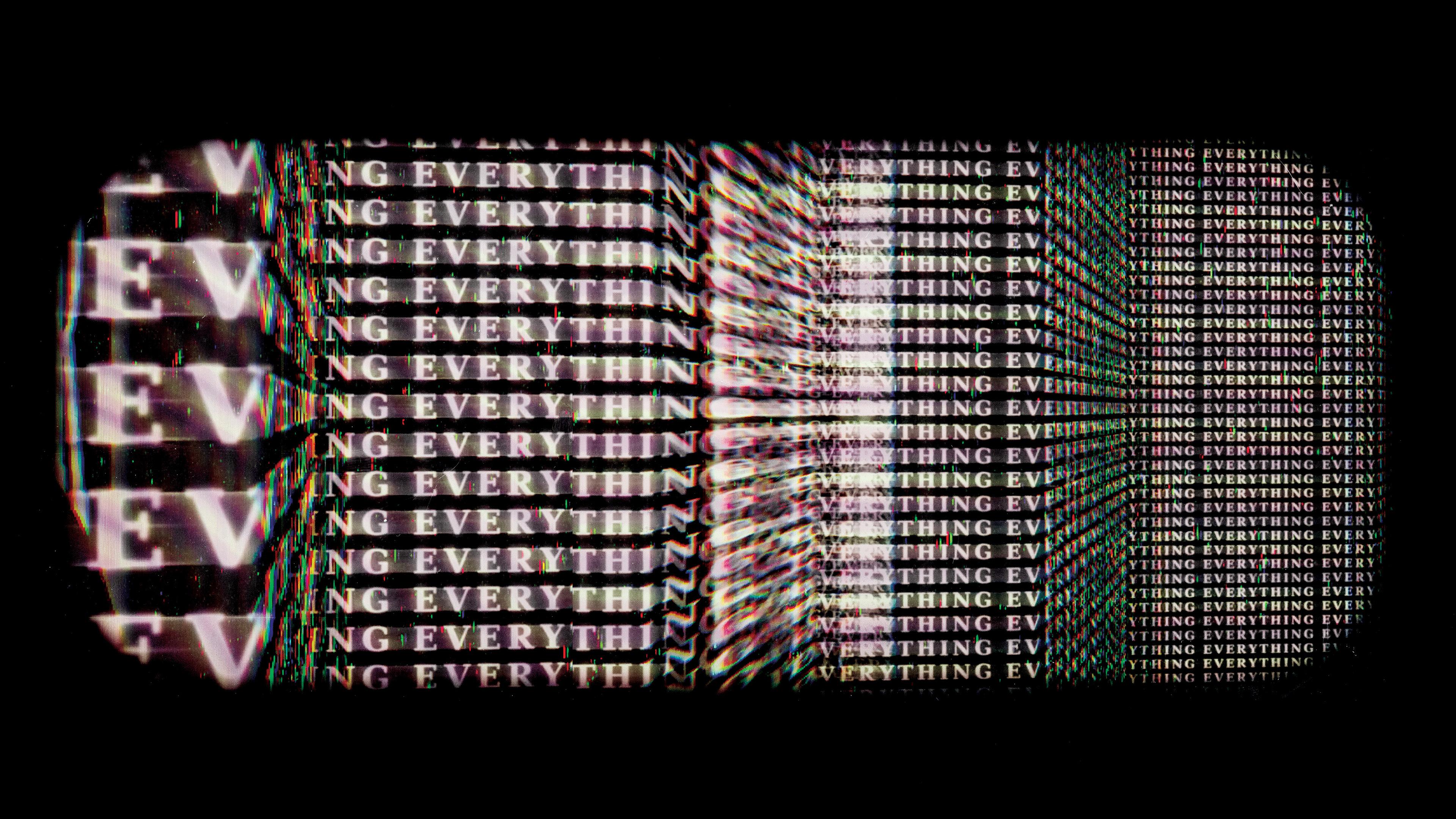 EVERYTHING EVERYTHING EVERYTHING