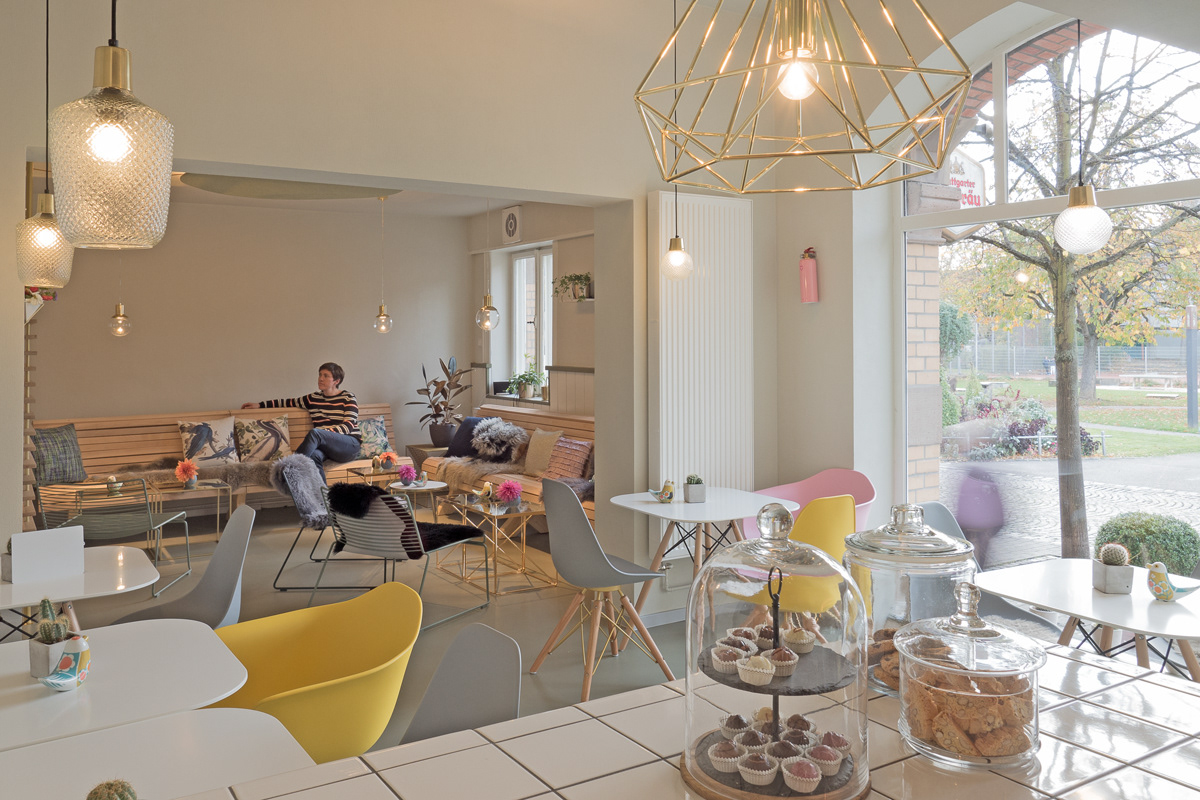 studio 21 . Architektur . Innenarchitektur   Café Kauz