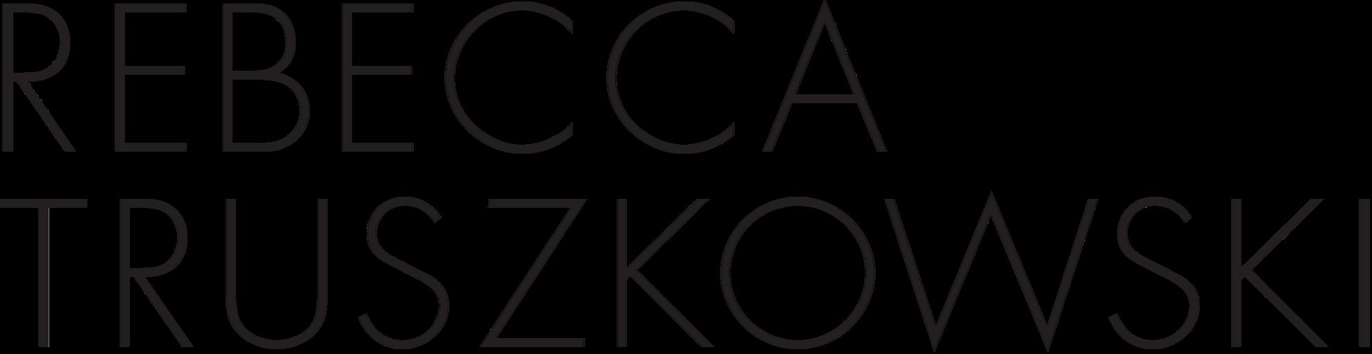Rebecca Truszkowski