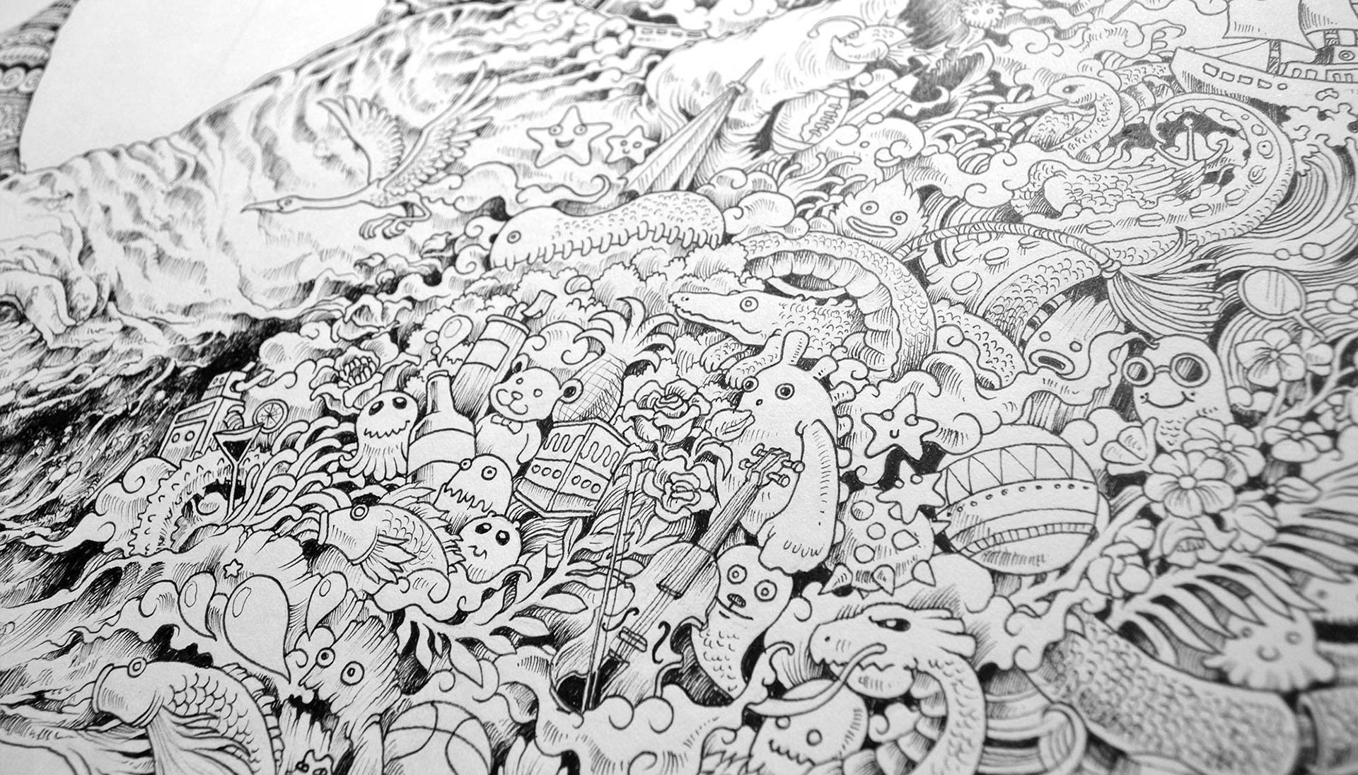 kerby rosanes illustrator portfolio animorphia