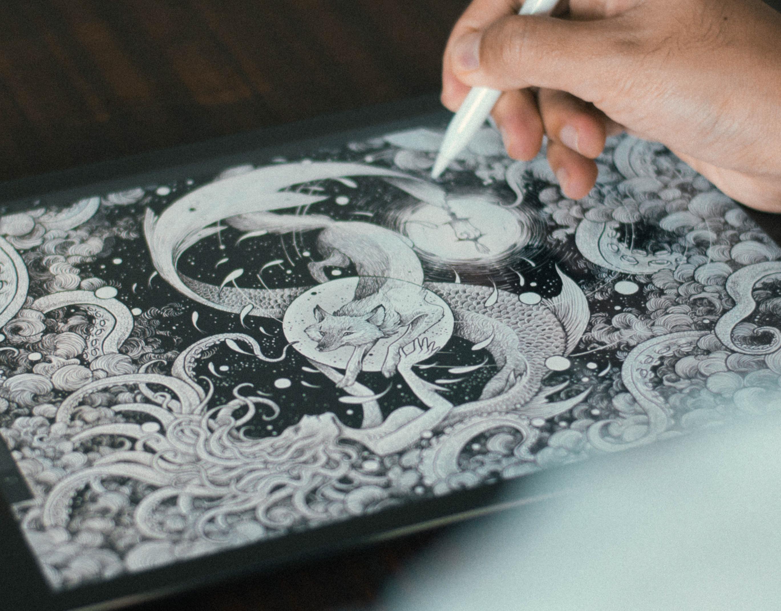 Kerby Rosanes : Illustrator : Portfolio