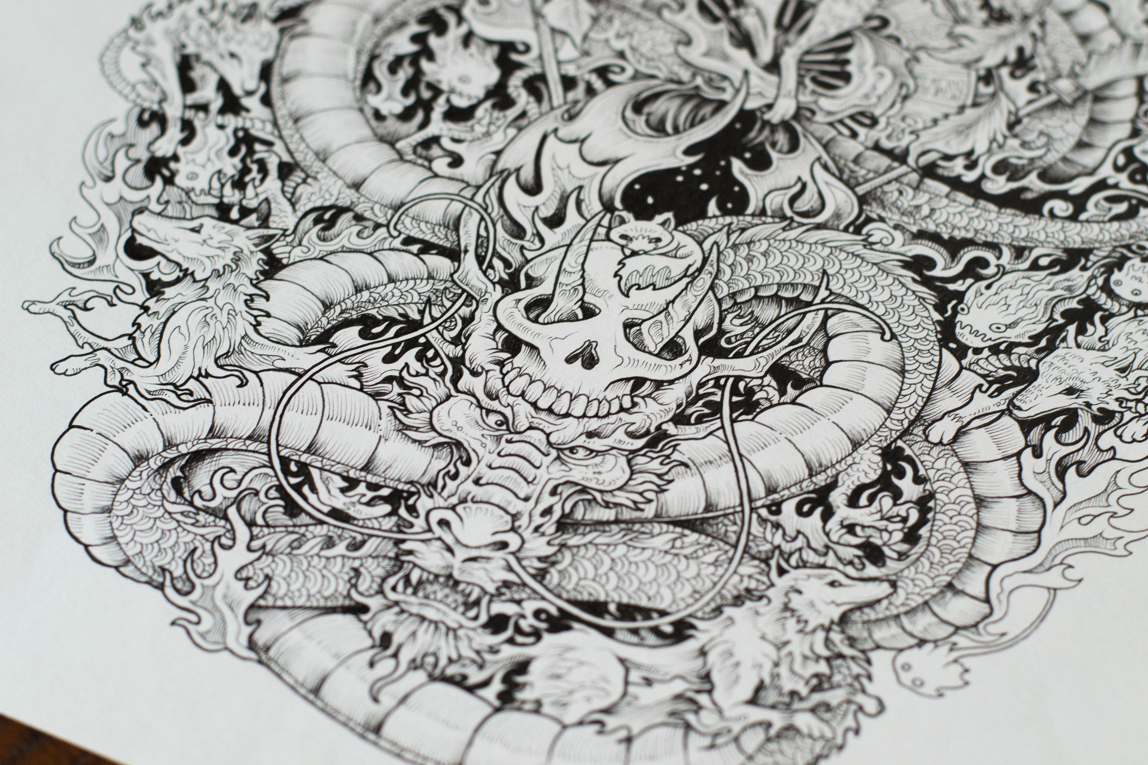 Kerby Rosanes Illustrator Portfolio Kerby x Bucketfeet