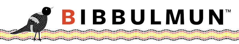 Bibbulmun logo with magpie icon