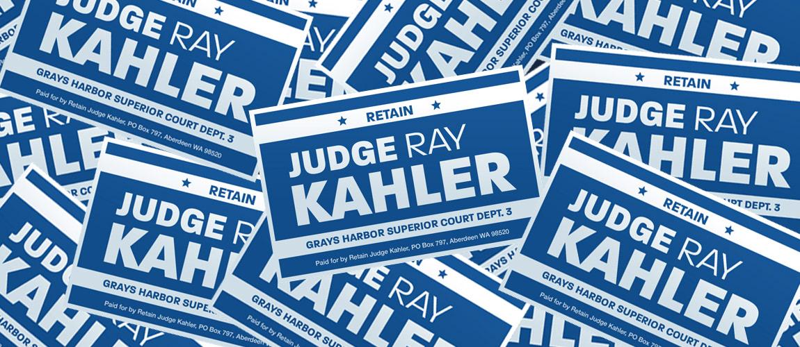 Orin Shepherd - Retain Judge Ray Kahler