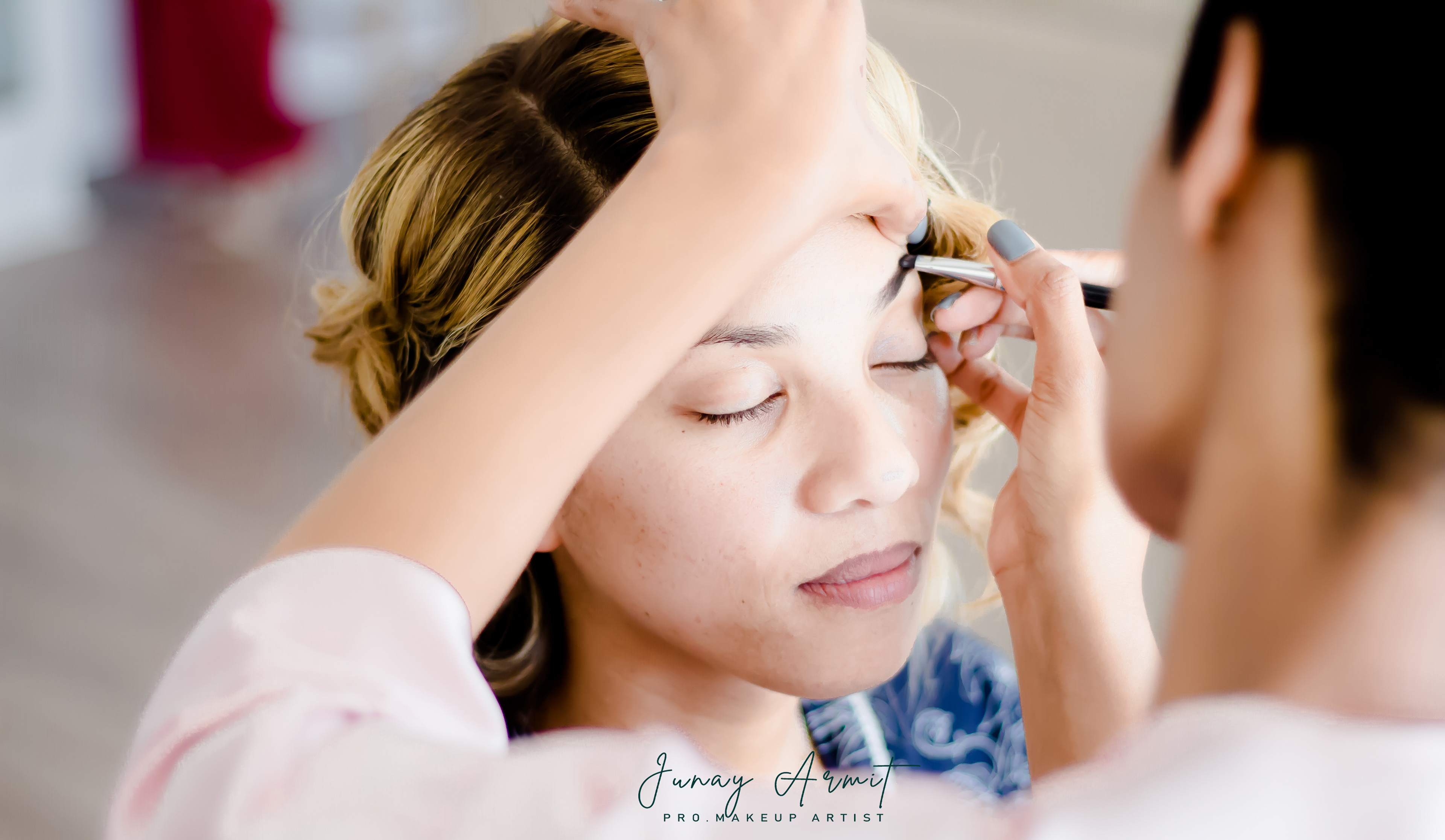 Junay Jacobs Corrin S Bridal Makeup