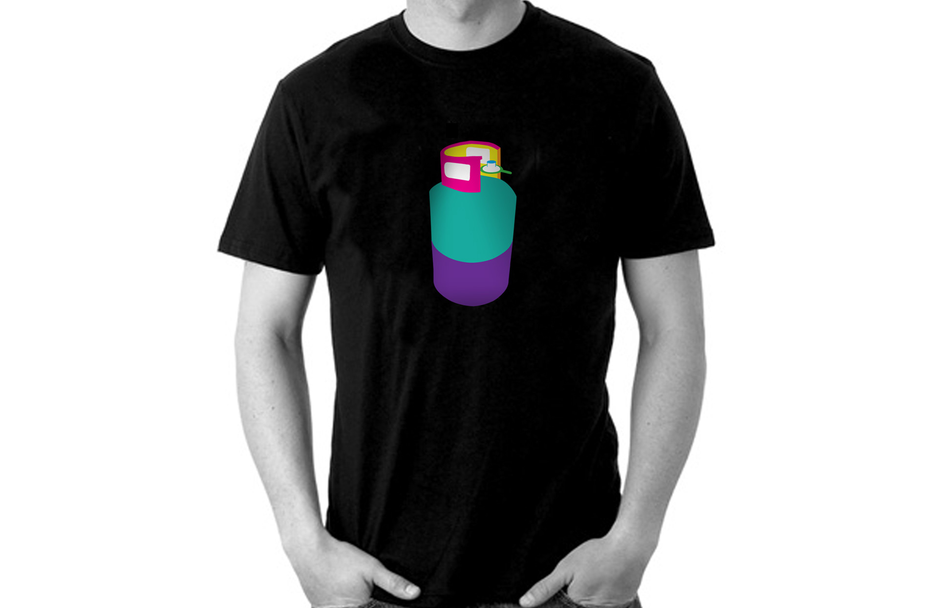 Ghada Wali T Shirt Design
