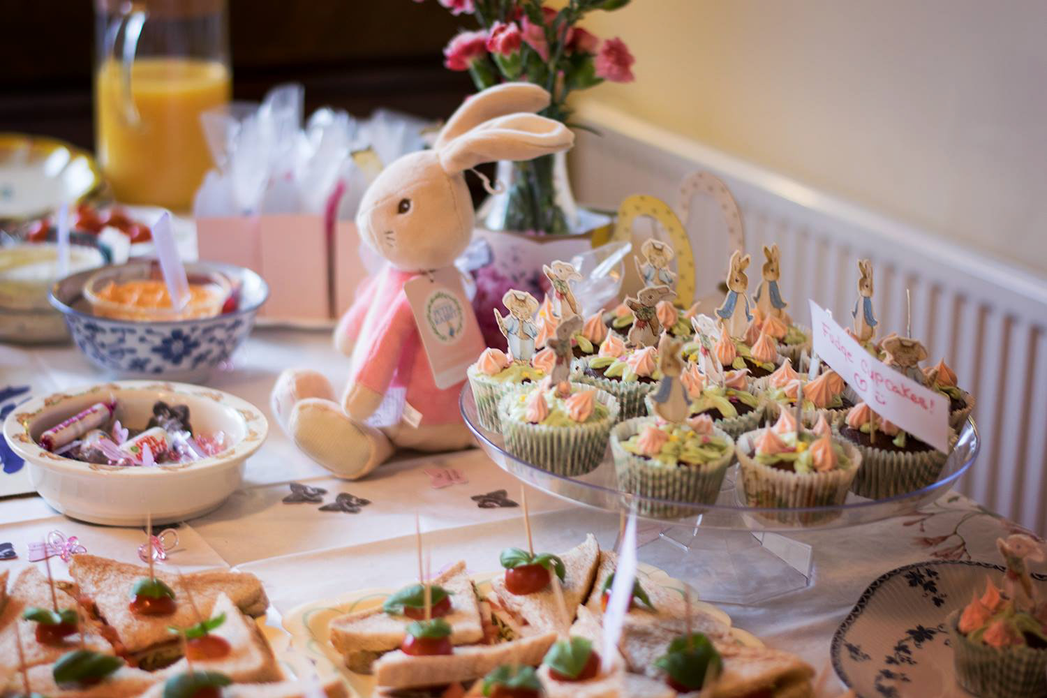 Photography By Gretchen Laird Peter Rabbit Baby Shower