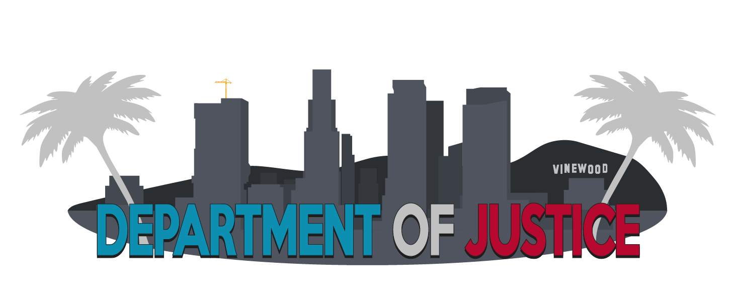Graphics by Noah - Department of Justice RP