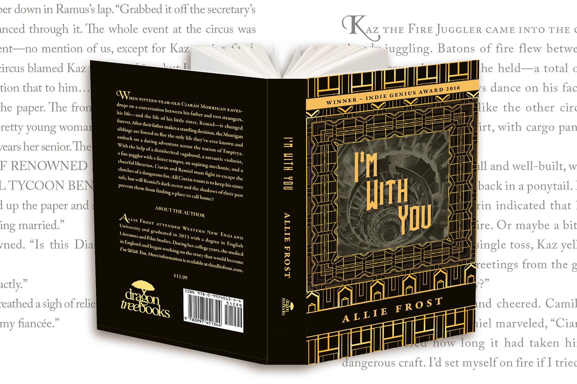 Elijah P Meyer Seasoned Visual Designer I M With You Book