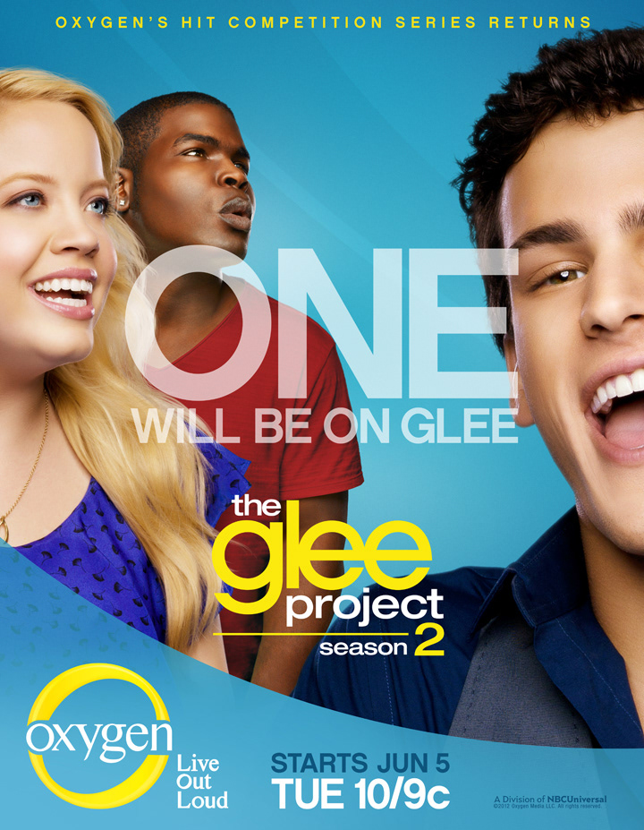 oxygen glee project