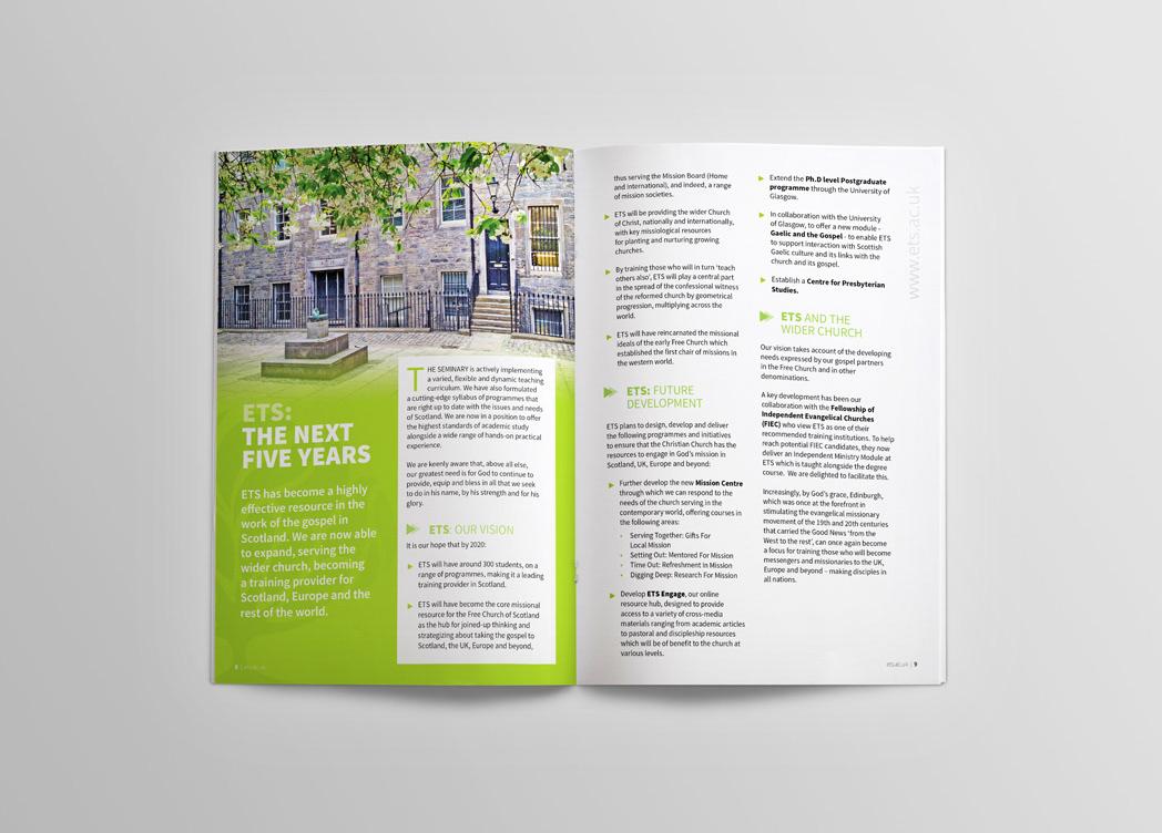 Fivepenny Media - Design & Illustration - Brand Design & Marketing | ETS
