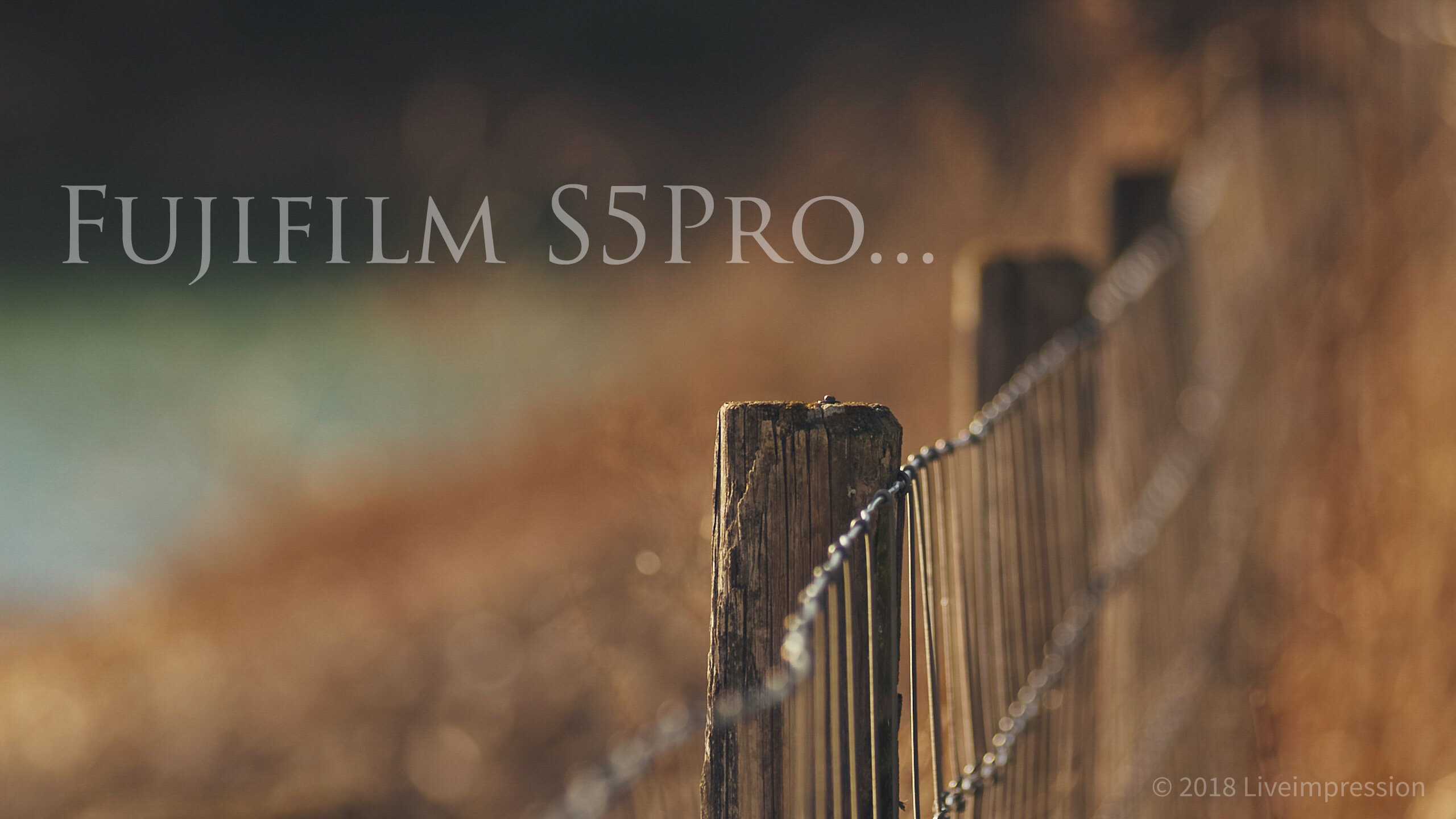 LIVEIMPRESSION - Fujifilm FINEPIX S5pro & S2Pro