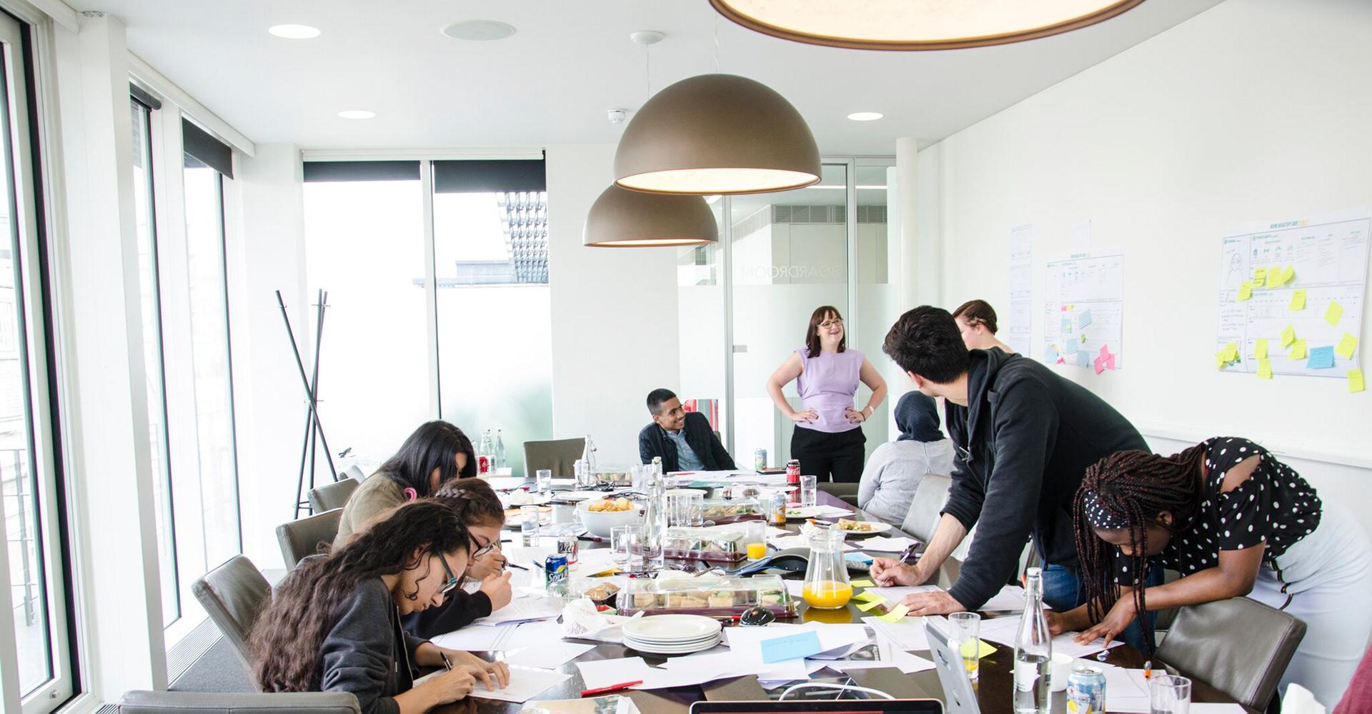 Alaa Alsaraji Service Design Workshop With Ncs