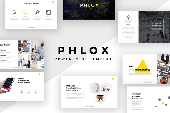 Deour Webdesign Resources Amp Development Phlox Minimal