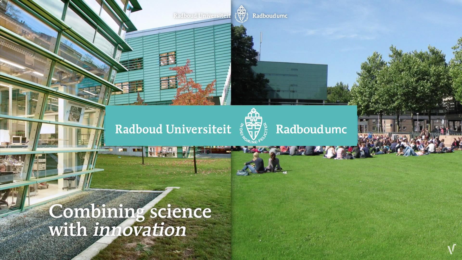 Image result for Radboud universiteit