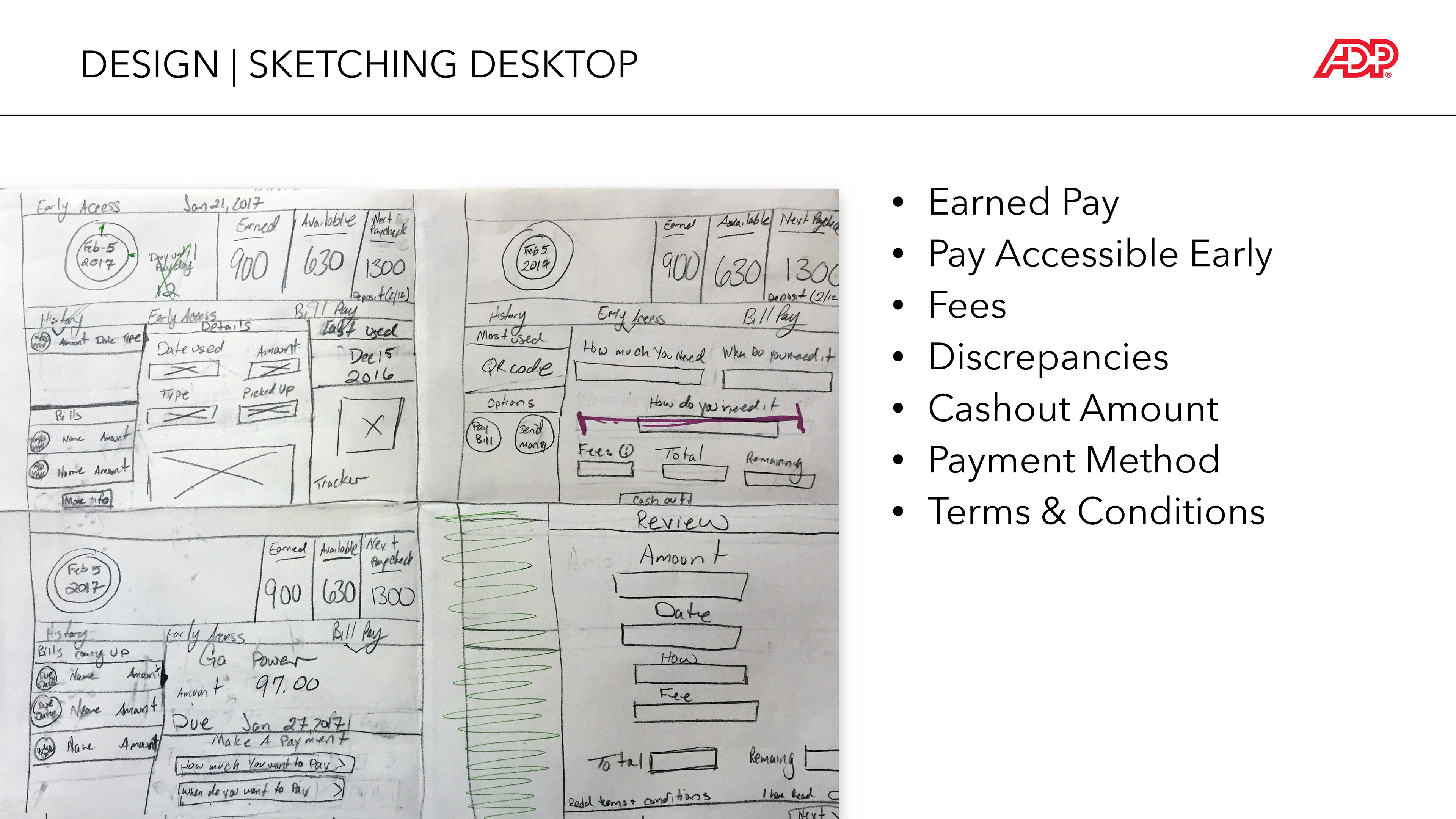 Cristianna Cambrice - ADP UX/UI Research Project