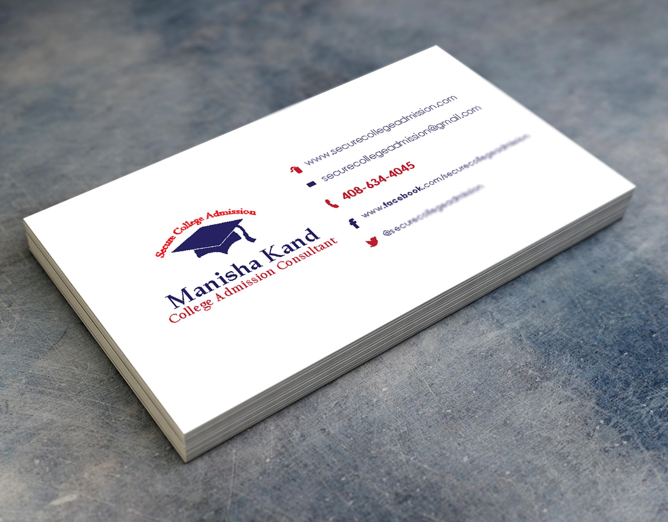 shubhangi kadhe - Logo Design and Business Card