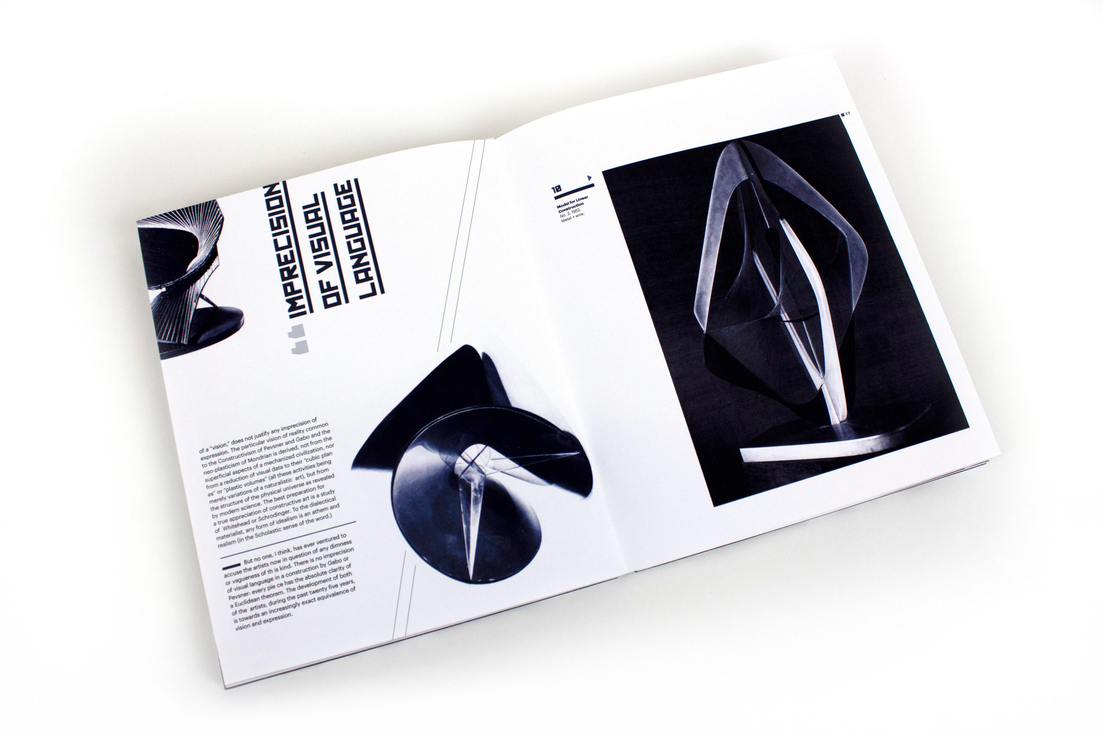 Kaci Kwiatek | Designer - Naum Gabo