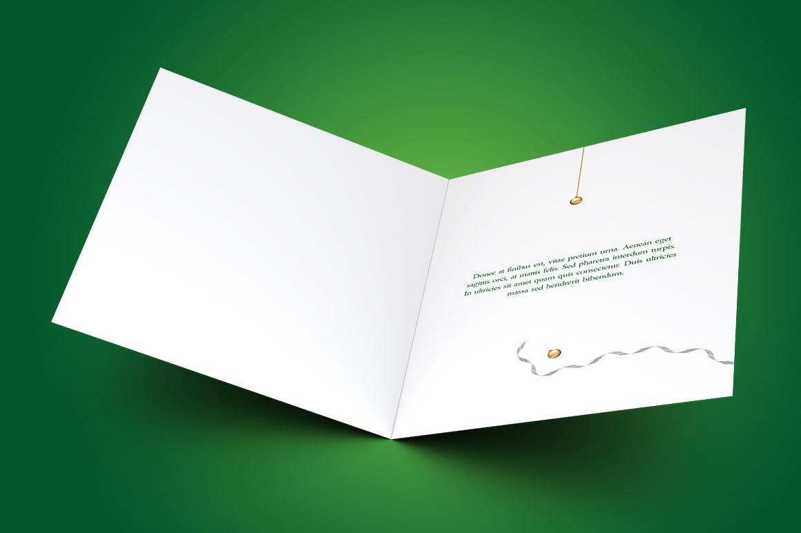 Michael Taylor Godserv Print Template Portfolio Green