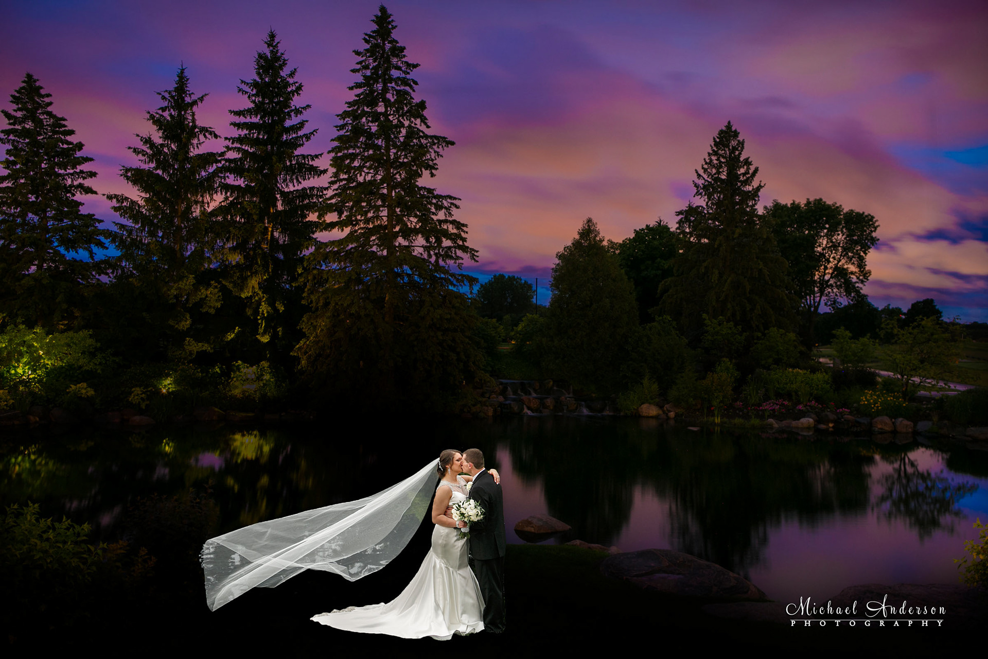 Light Painting Photography by Michael Anderson - Wedding ... for Light Painting Photography Wedding  45ifm
