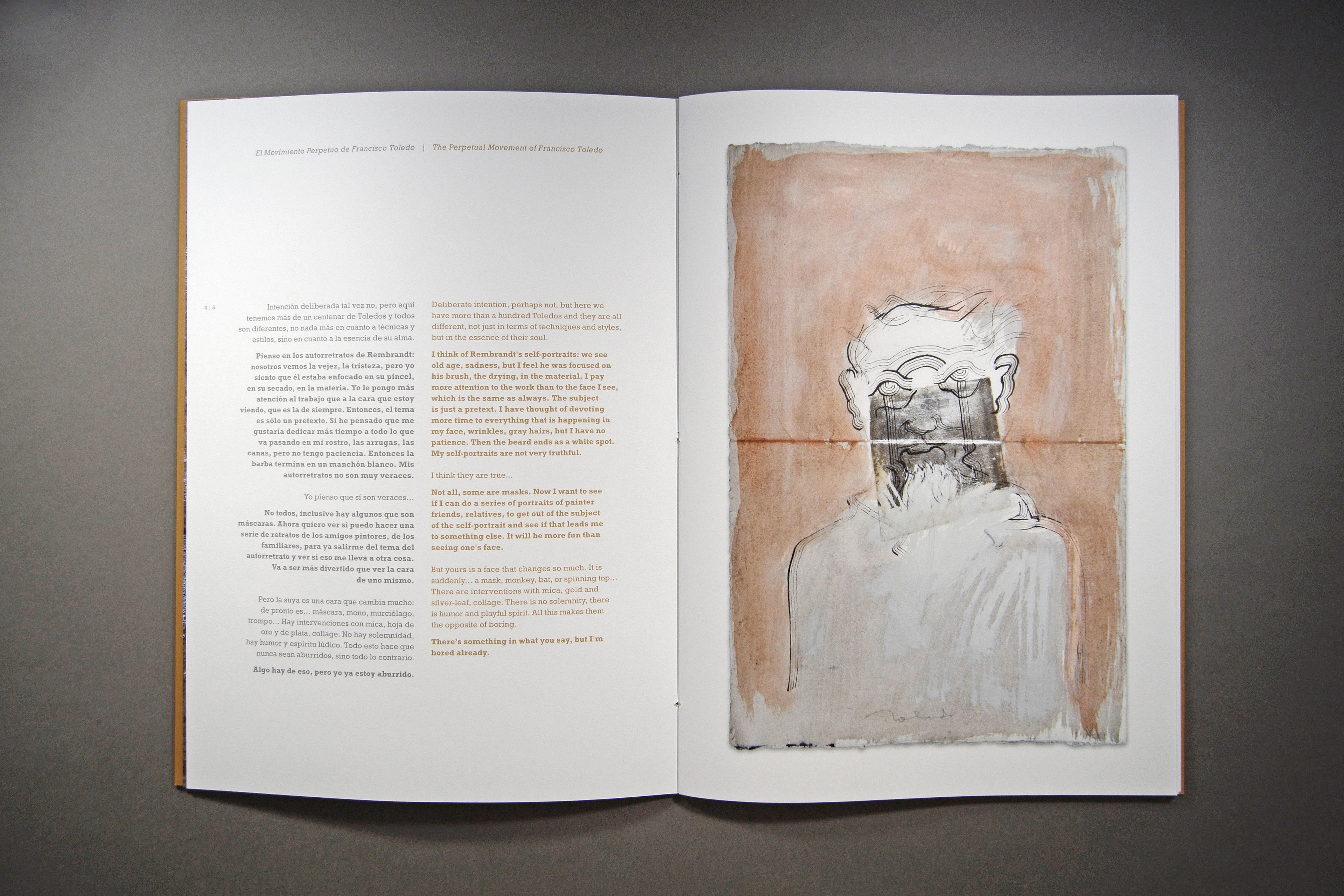 David Mellen Design - Latin American Masters exhibition catalogs