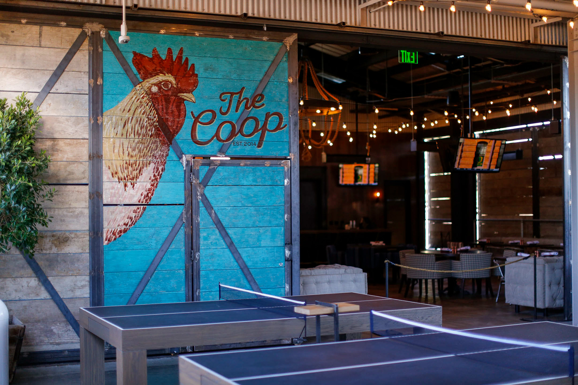 Coop Restaurant And Bar
