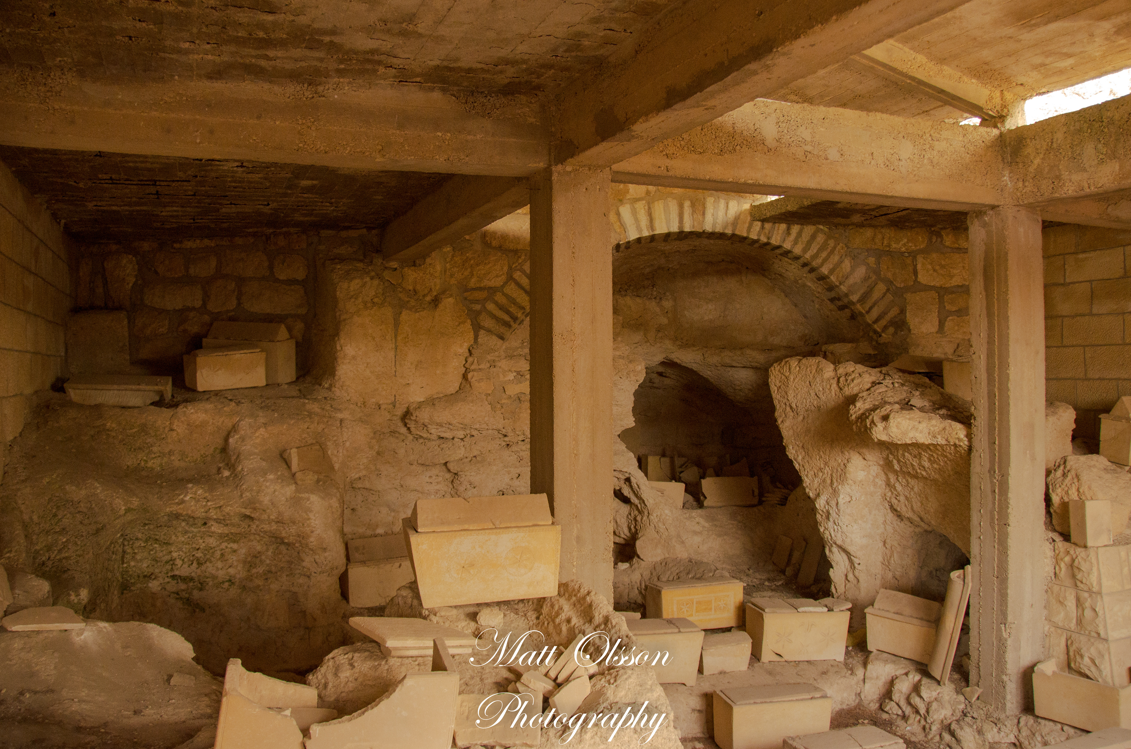 Matt Olsson - Mount of Olives, Garden of Gethsemane