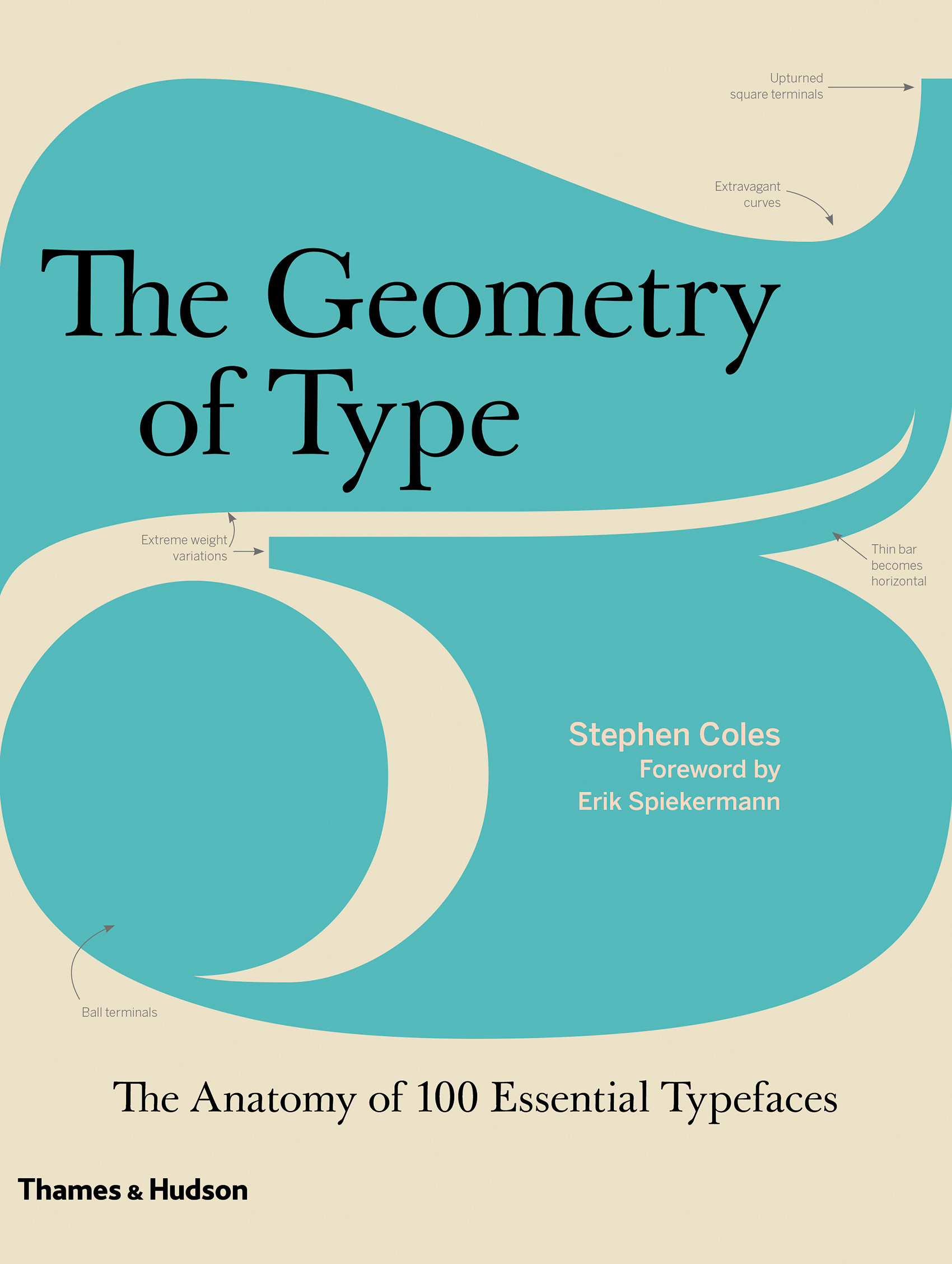 Tony Seddon - The Geometry of Type