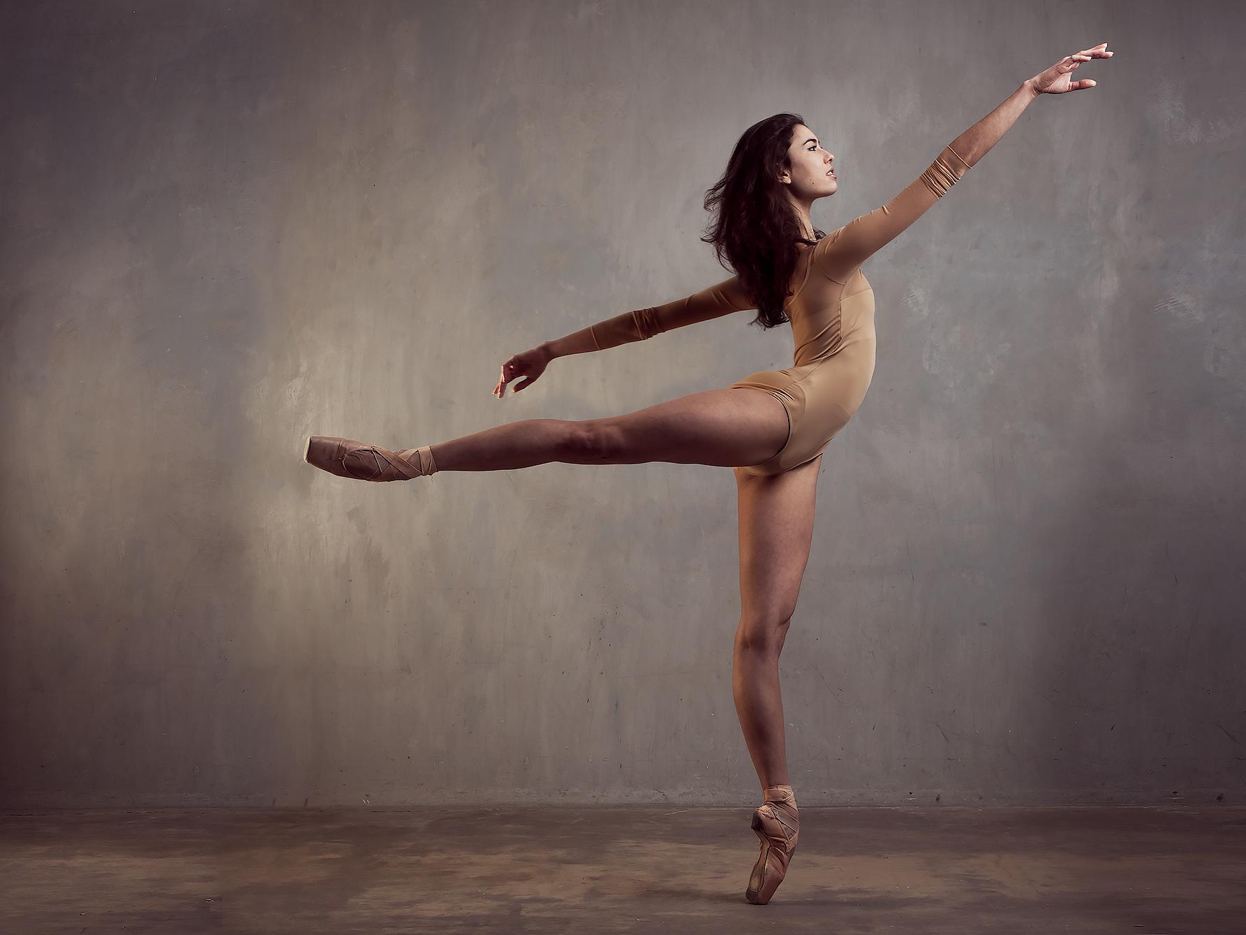 все это откровенные фото балет позвала мужа кухню