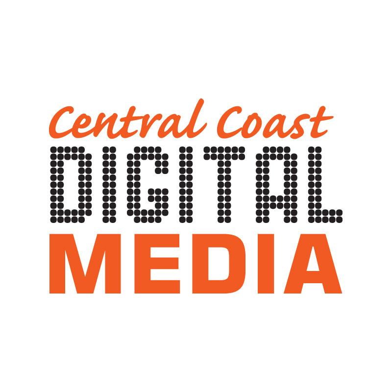 Central Coast Digital Media Logo