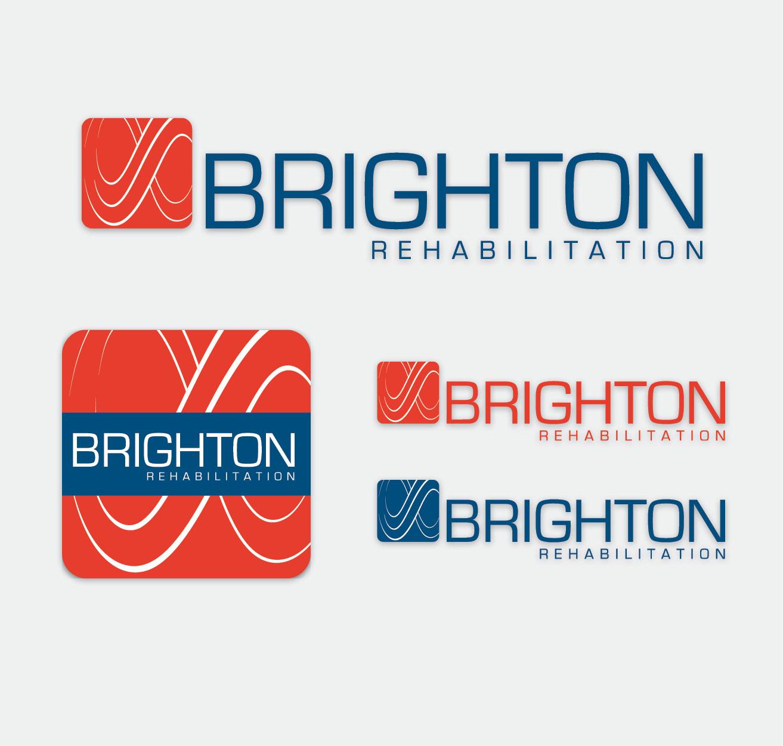 Courtney Colvin - Brighton Rehabilitation Rebrand