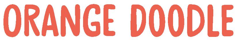 Orange Doodle