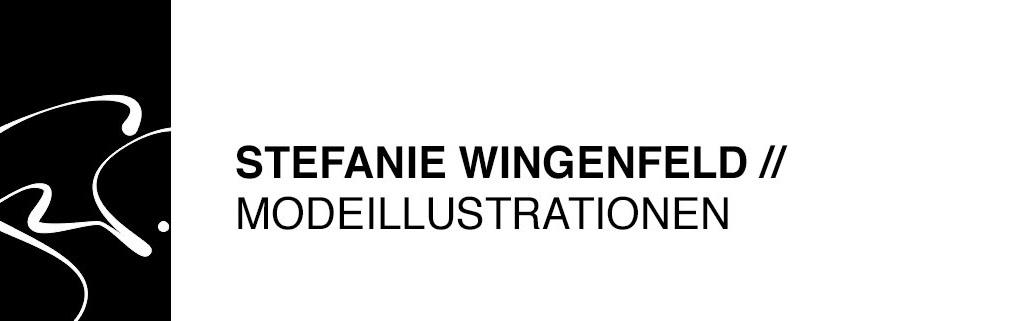 Stefanie Wingenfeld Modeillustration