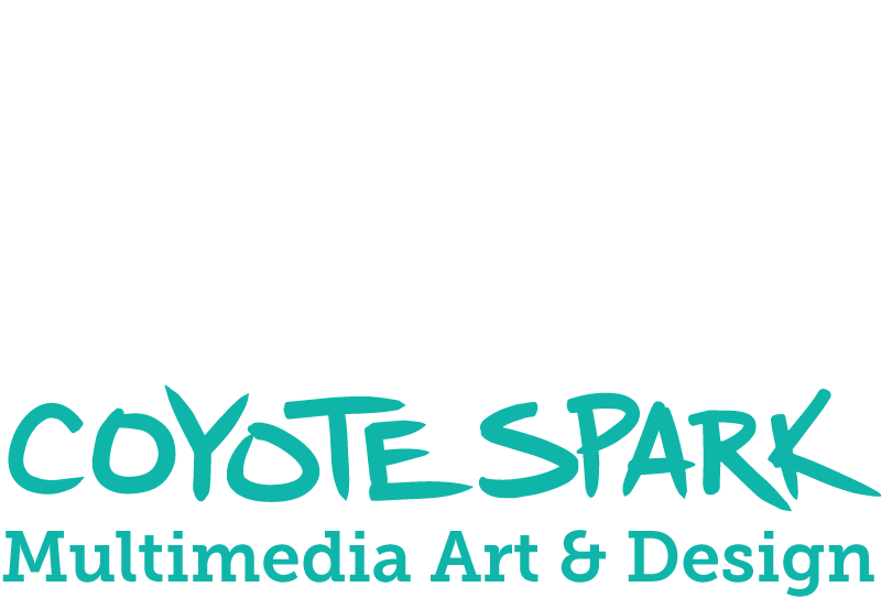 Coyote Spark: Multimedia Art and Design