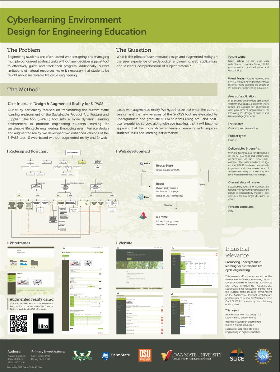 Natalie Blodgett - Sustainable Engineering App