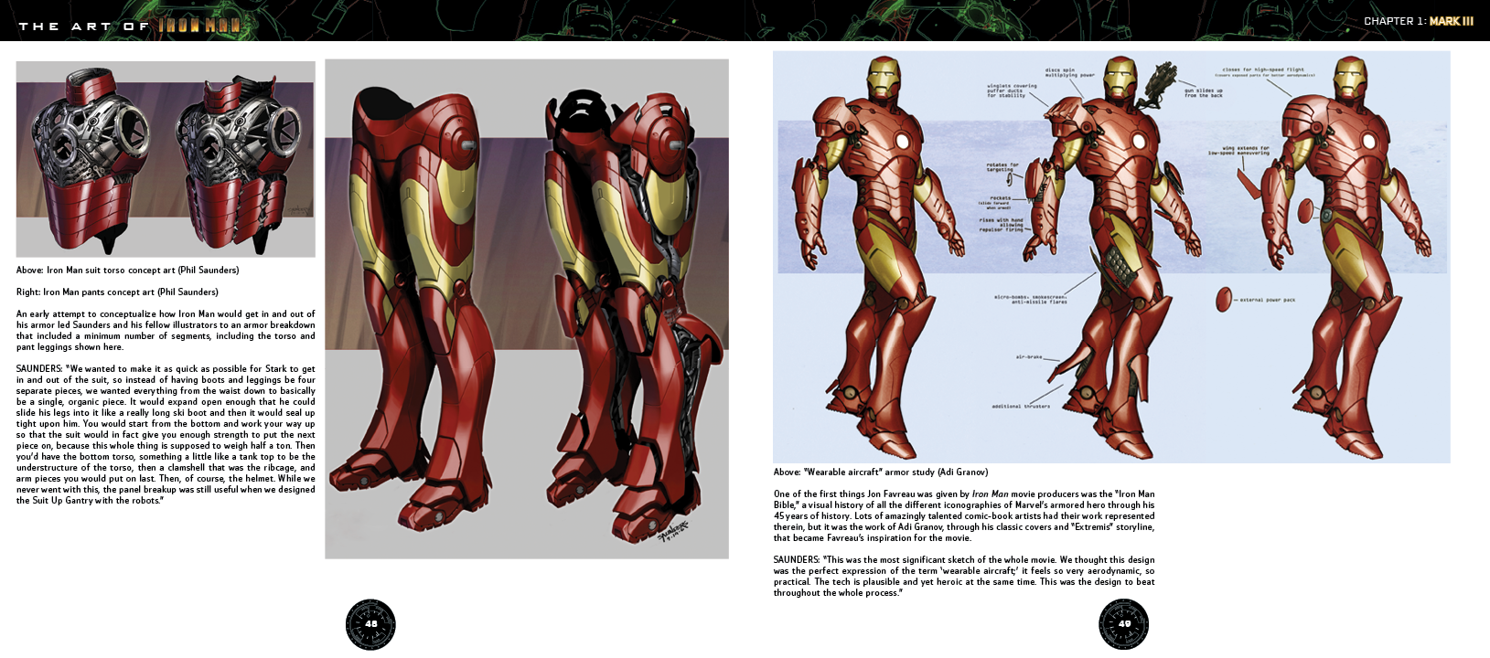 So Young Park - Ironman Movie Book - Chapter 1
