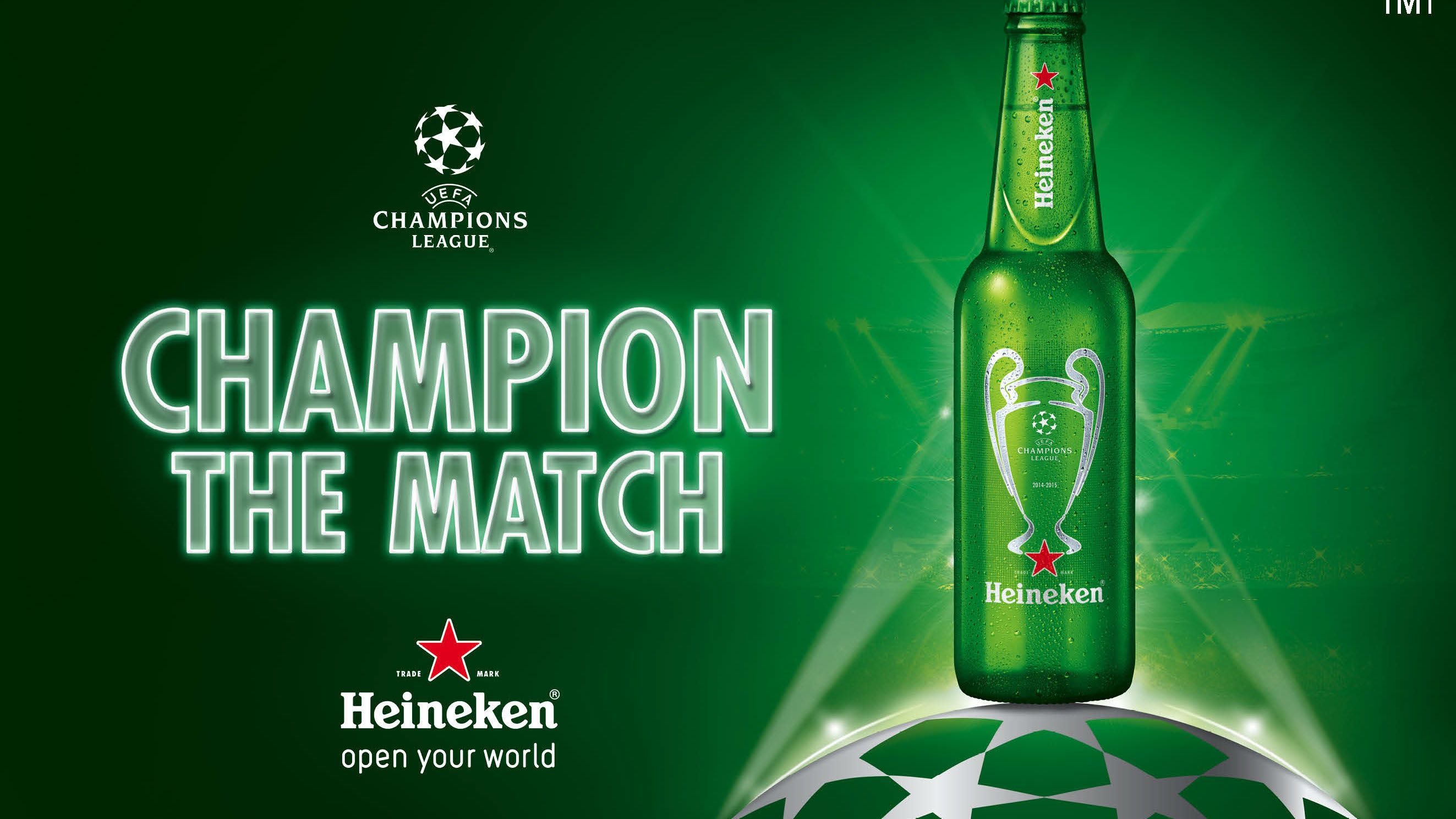 heineken just in time management