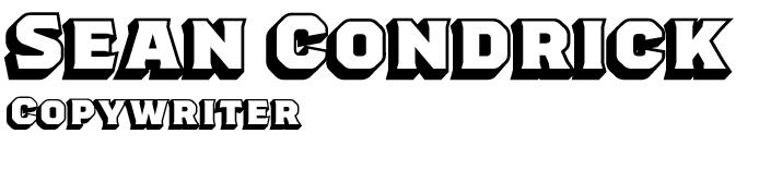 Sean Condrick