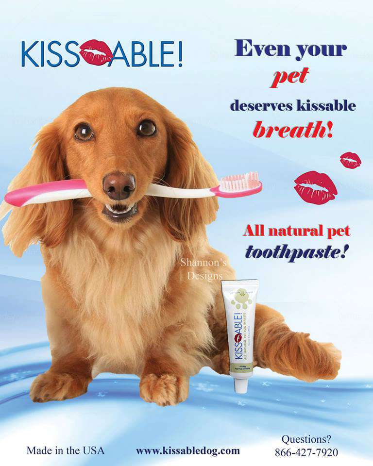 1889a67ff Shannon Baldwin - Kissable Toothpaste Print Ad