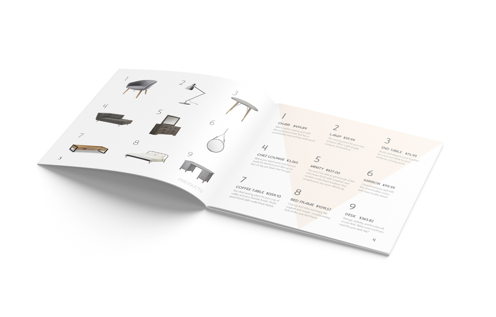 Madison Rogers - Caravan Furniture Catalogue