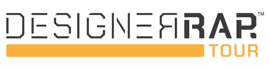 Designer Rap Tour logo