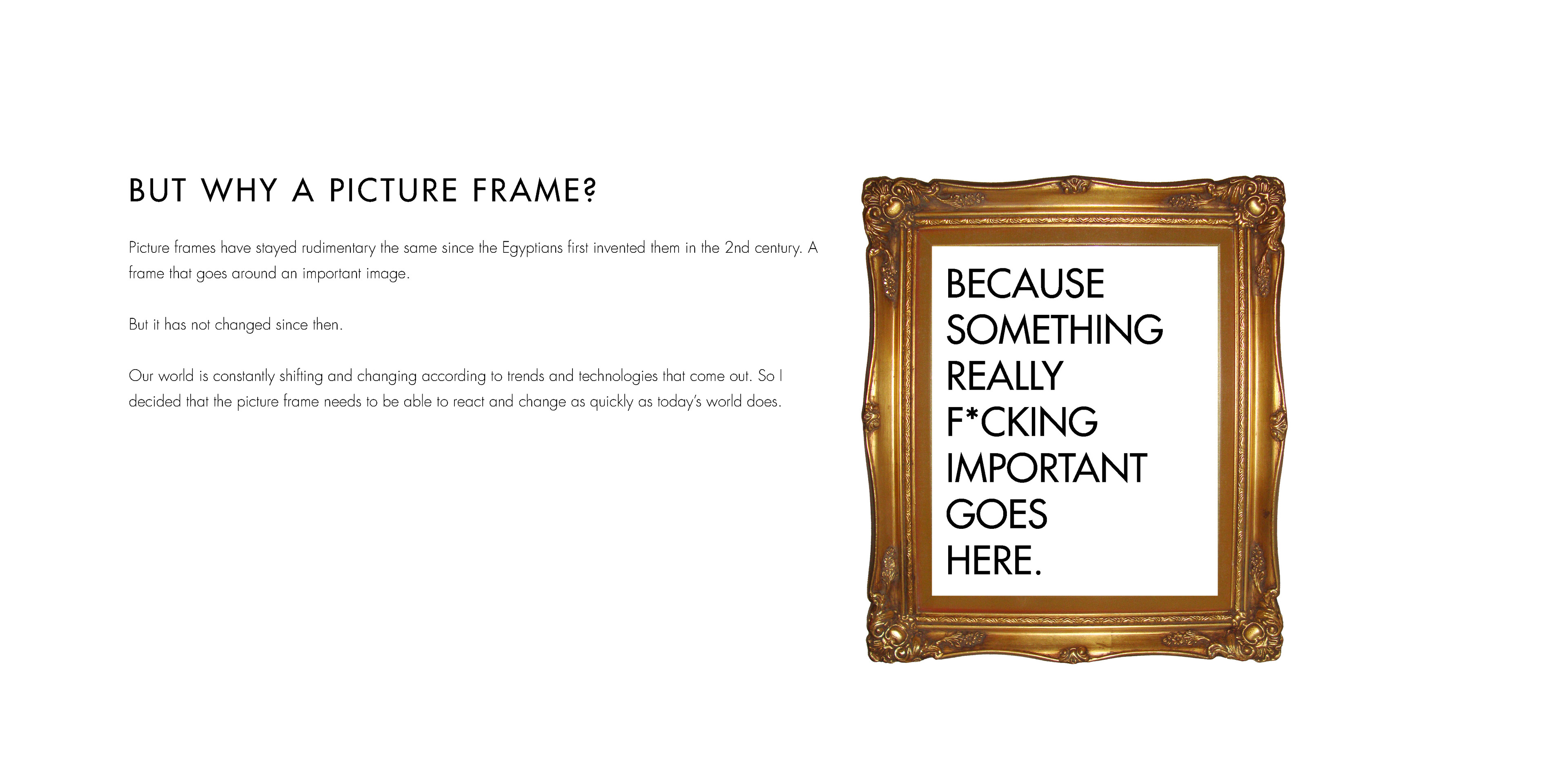 William turner uia your first scalable 3d printed picture frame working 3d printed prototype jeuxipadfo Images