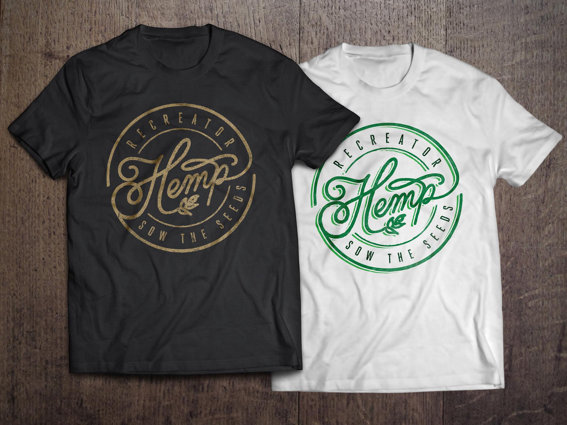 a3fcb0aa Hemp T Shirt Printing | Top Mode Depot