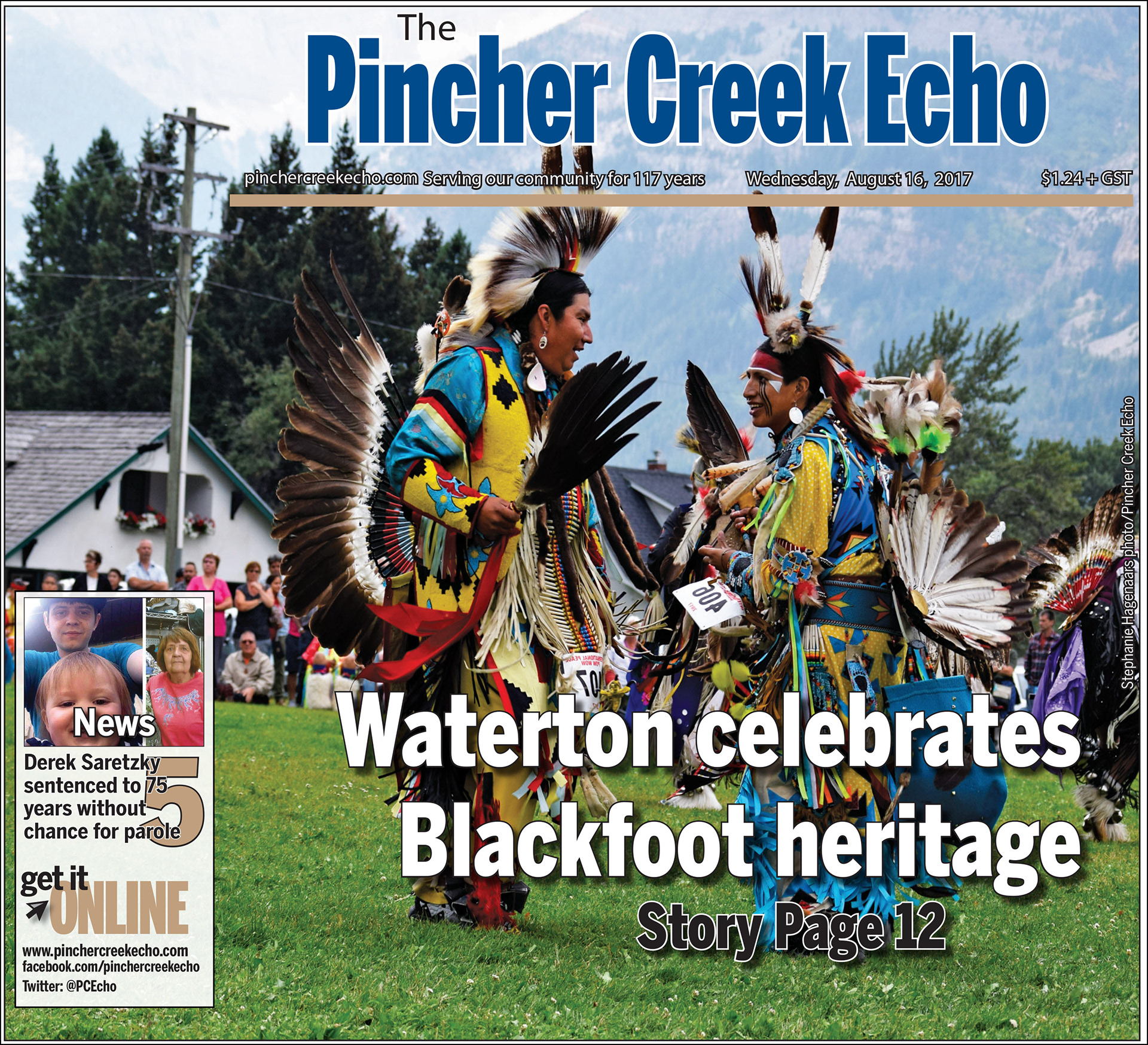 obituaries pincher creek echo - HD1920×1747
