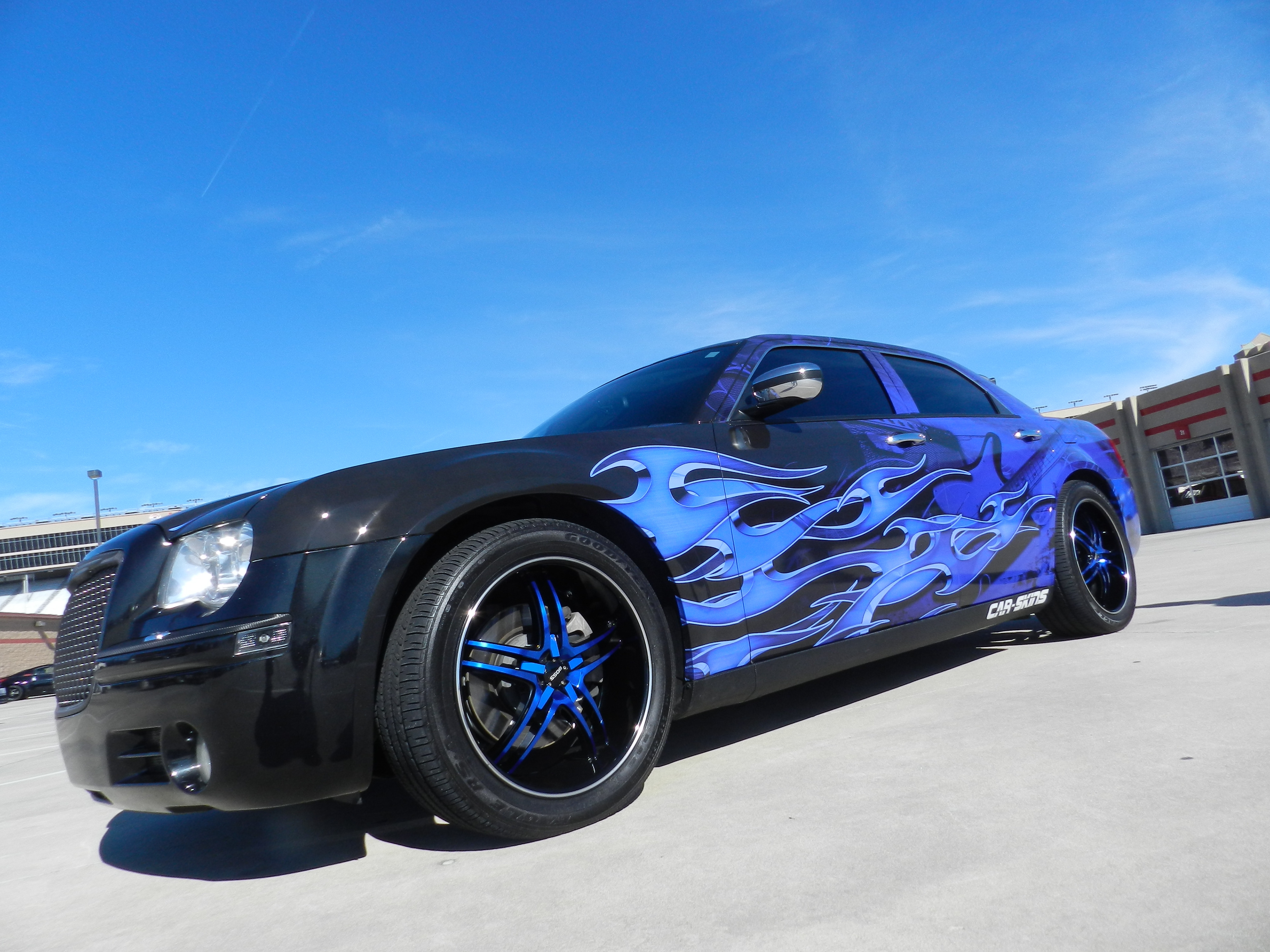 Wraptor Graphix Graphic Design For The Wrap Industry Chrysler