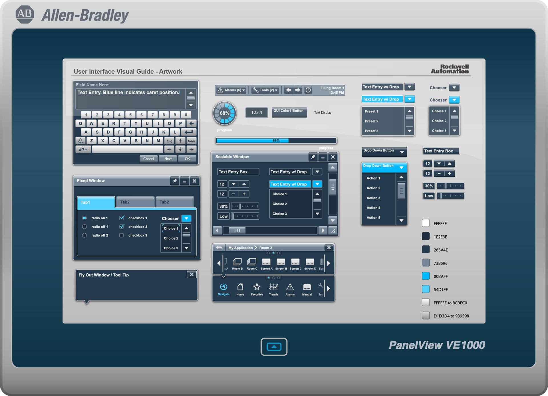 graphical user interface examples - HD 1920×1388