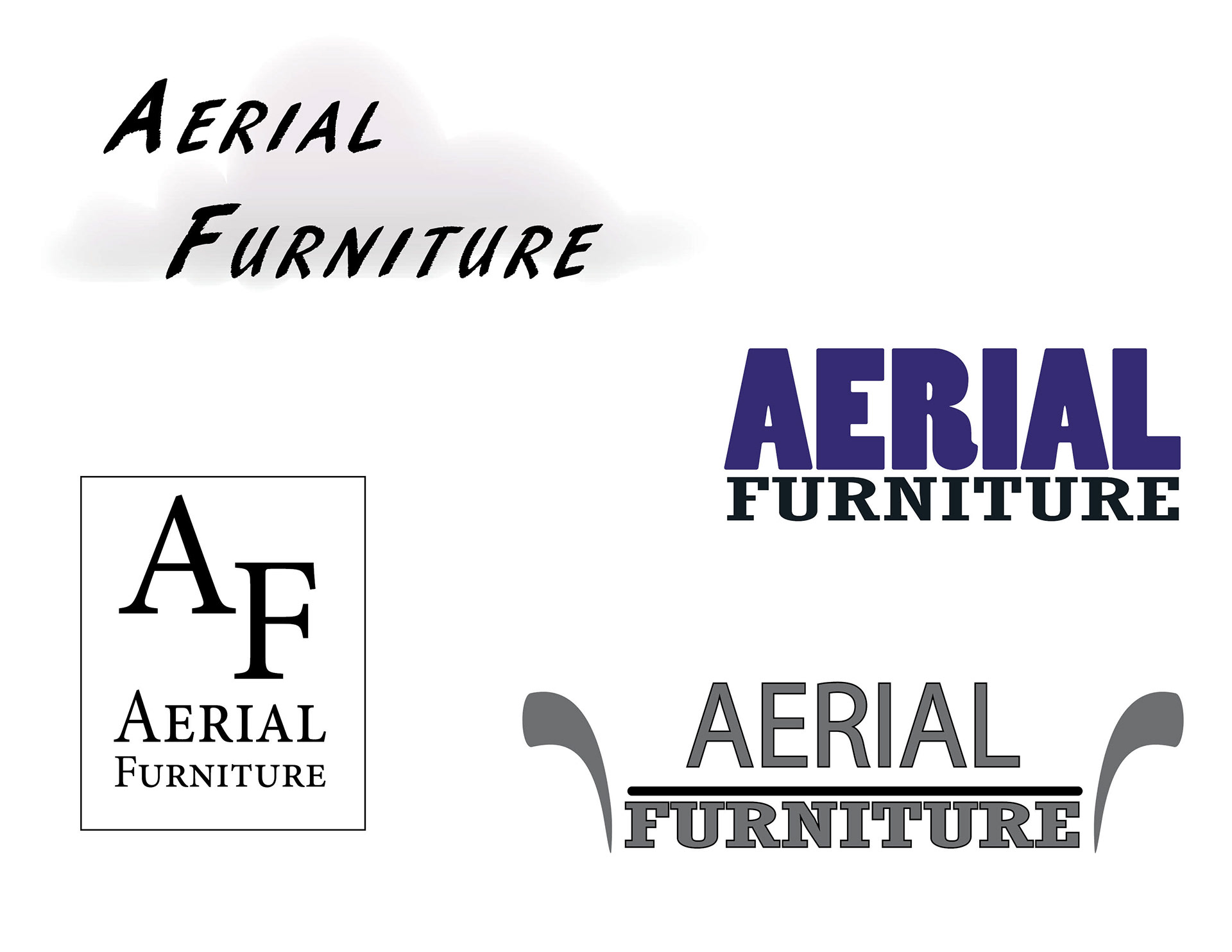 Kelly Sweno Portfolio Furniture Logos