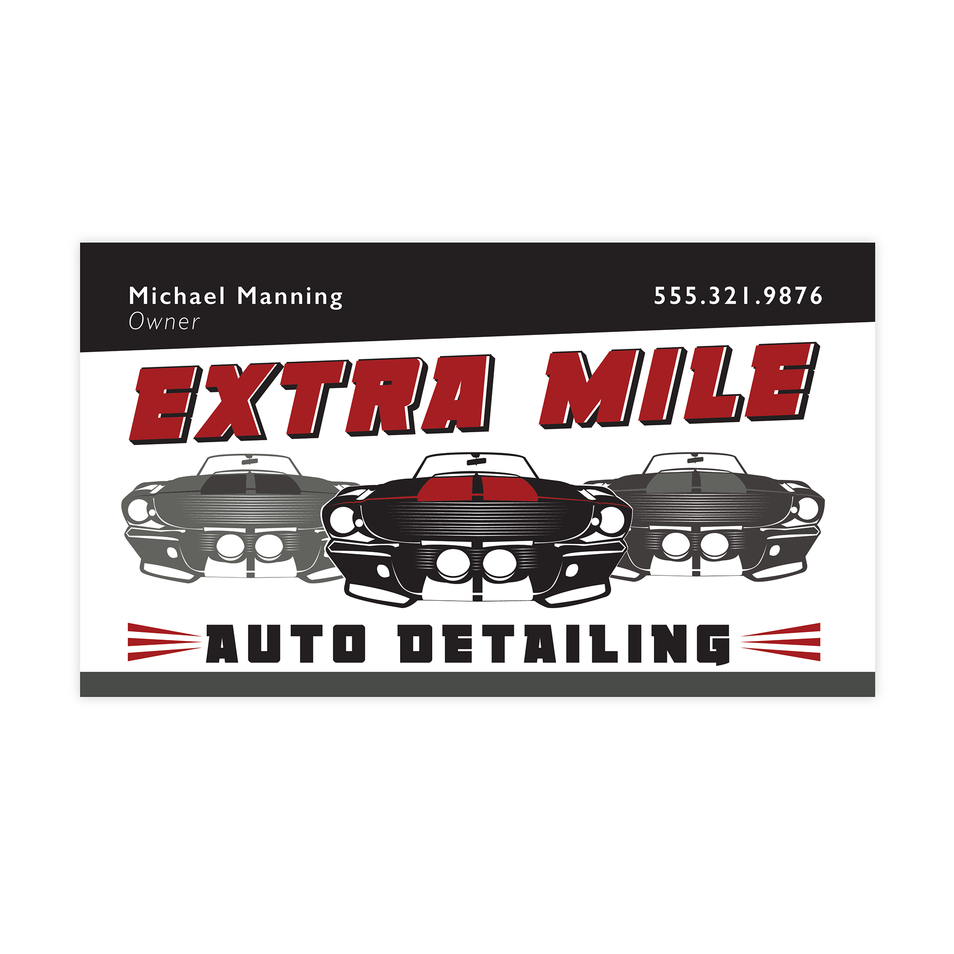 Alison Johnson - Extra Mile Auto Detailing